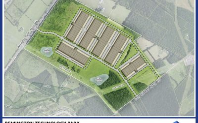 County supervisors approve rezoning for Remington data center