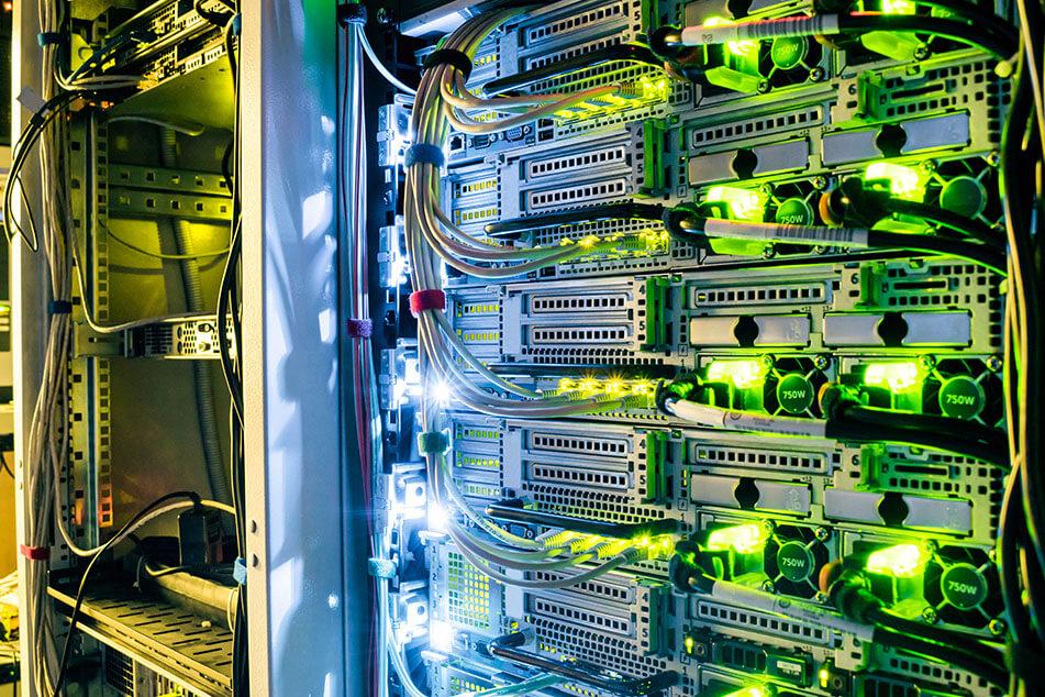 data center construction canada